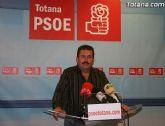 El PSOE asegura que el Ayuntamiento de Totana debe 33 millones de euros a proveedores