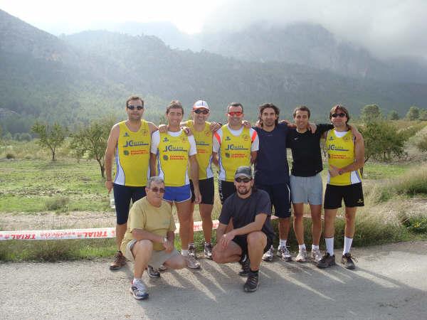 "Francisco Cuesta, del Club Atletismo Totana ""JCPalets-E.E."" gana la I carrera de montaña de las Naturolimpiada Sostenible - 1, Foto 1"