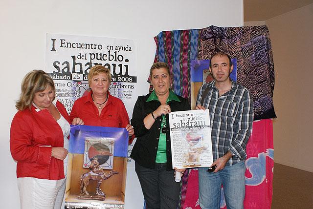 Puerto Lumbreras celebrará el I Encuentro en Ayuda del Pueblo Saharaui - 1, Foto 1