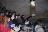 """Contin�an las XIX Jornadas de Patrimonio Cultural de la Regi�n de Murcia en el Museo Arqueol�gico de """"Los Baños"""""""