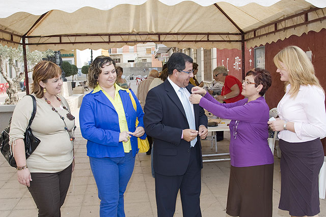 El municipio de Mazarrón se une para apoyar la prevención del cáncer de mama - 1, Foto 1
