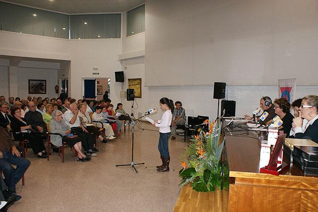 Escolares y mayores lumbrerenses participan en el programa de radio 'La Edad de Oro' - 1, Foto 1