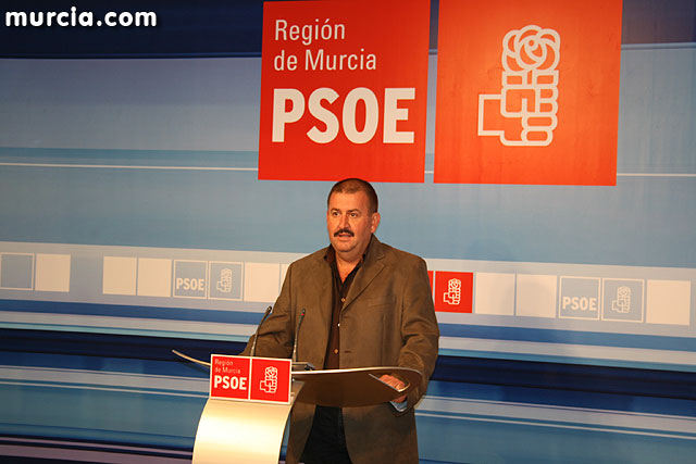 The PSOE de Totana requires Valcárcel to apologize to the council members accused of favoring Juan Morales militants PP, Foto 2