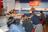 El PSOE de Totana exige a Valc�rcel que se disculpe ante los concejales que acusaron a Juan Morales de favorecer a militantes del PP