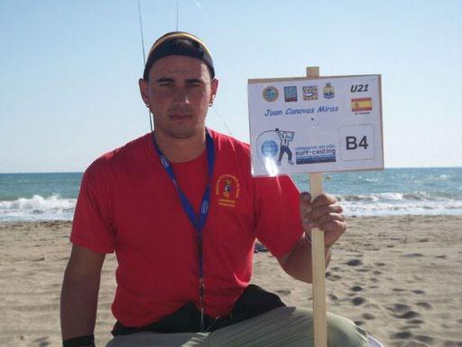 El mazarronero Juan Cánovas Miras, campeón del mundo de pesca por equipos - 1, Foto 1