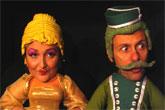 El espectáculo de marionetas HÔTEL CRAB será representado en el Teatro Villa de Molina el domingo 26 de octubre