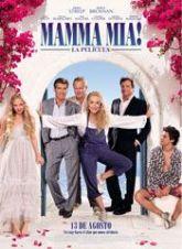 """La película """"Mamma Mia!"""" se proyectará este domingo 26 de octubre a las seis y a las ocho de la tarde"""