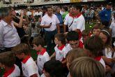 Comienza la Liga Local de Fútbol Base de Cartagena