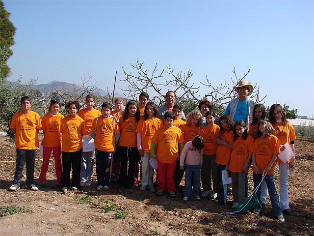 'Acampada regional de invierno y marcha de montañeros' en Bullas - 1, Foto 1