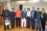 Altas autoridades, concejales y técnicos de varios muncipios de Roma participan en un intercambio profesional en Totana