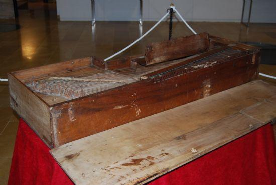 El Ayuntamiento adquiere uno de los pocos instrumentos conservados en España del periodo de la Ilustración, fabricado por el alhameño Tadeo Tornel, Foto 1