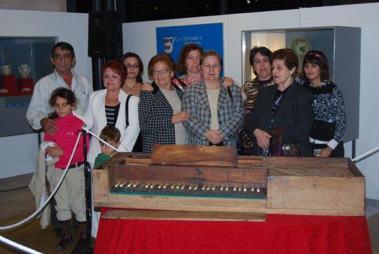 El Ayuntamiento adquiere uno de los pocos instrumentos conservados en España del periodo de la Ilustración, fabricado por el alhameño Tadeo Tornel, Foto 5