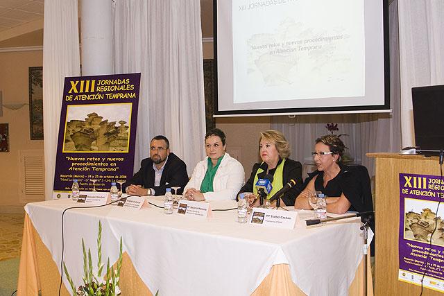 Celebradas las 'XIII Jornadas Regionales de Atención Temprana' - 2, Foto 2