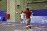 Visita de la Escuela del Club de Tenis Totana al Master Series de Madrid