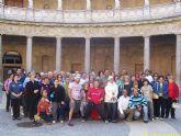 La concejalía de bienestar social organizó un viaje a Granada