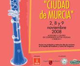 XVIII Certamen Nacional de bandas de  música 'Ciudad de Murcia'