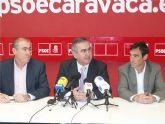 El PSOE destaca la importancia de otorgarle al Año Jubilar de Caravaca la declaración de acontecimiento de interés excepcional