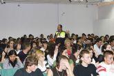 FAMDIF orienta a los jóvenes mazarroneros para respetar las normas de seguridad vial