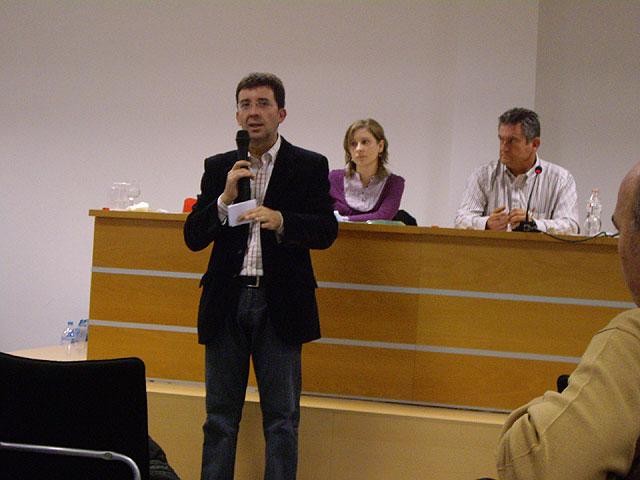 Antonio Gomariz, Secretario General del PSOE de Molina con una Ejecutiva totalmente renovada y un apoyo del 97 % - 1, Foto 1
