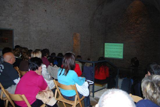 """Continúa el ciclo de conferencias en el Museo Arqueológico de los Baños con """"Las Hilanderas"""", Foto 2"""