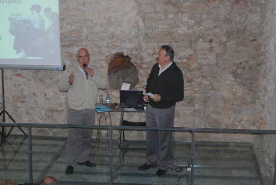 """Continúa el ciclo de conferencias en el Museo Arqueológico de los Baños con """"Las Hilanderas"""", Foto 1"""