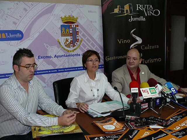 Jumilla celebra su III Semana Gastronómica Ruta del Vino de Jumilla del 3 al 9 de noviembre - 2, Foto 2