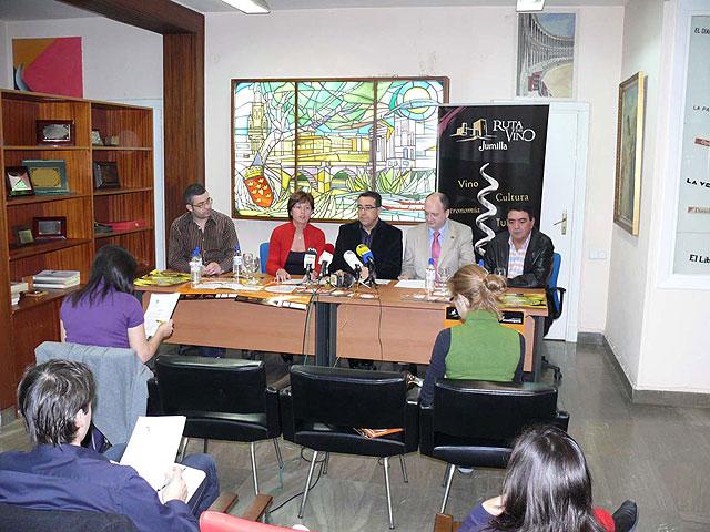 Jumilla celebra su III Semana Gastronómica Ruta del Vino de Jumilla del 3 al 9 de noviembre - 3, Foto 3