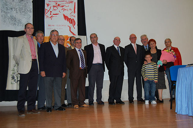 Las Torres de Cotillas homenajeó a su poeta Salvador Sandoval - 1, Foto 1