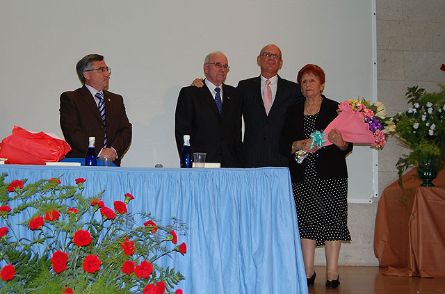 Las Torres de Cotillas homenajeó a su poeta Salvador Sandoval - 2, Foto 2