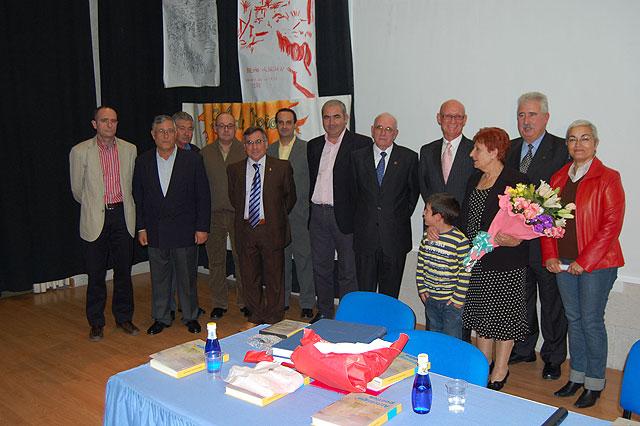 Las Torres de Cotillas homenajeó a su poeta Salvador Sandoval - 3, Foto 3