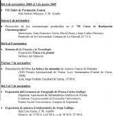 Actividades culturales organizadas por la Universidad de Murcia a partir del 3  de noviembre