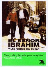 Cine, Café y Tertulia para Mayores