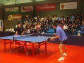 El Floymape acerca el tenis de mesa a los estudiantes