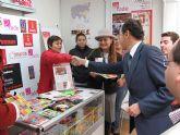 Cámara visita la Feria Zarangollo que reúne a más de 50 asociaciones juveniles