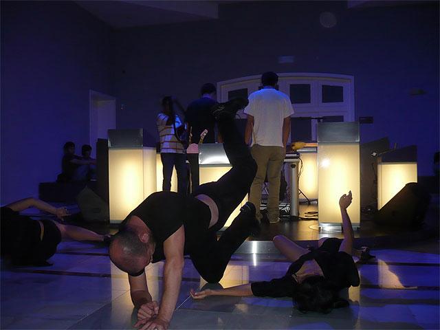 El Museo Arqueológico acogió ayer la primera actuación del ciclo A Deshoras con éxito de público - 3, Foto 3