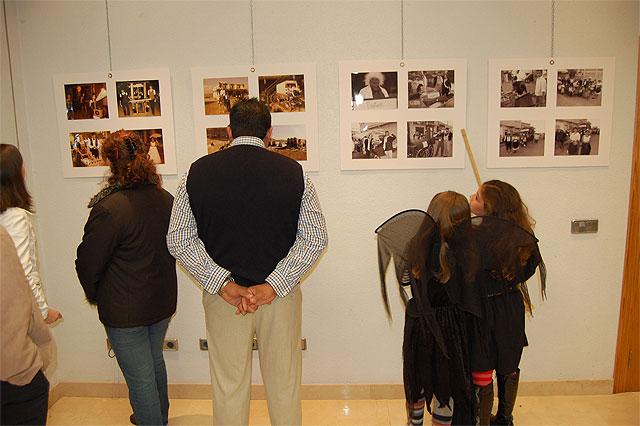 Lorquí ofrece una visión de su historia en imágenes de la mano de la peña El Capazo - 1, Foto 1