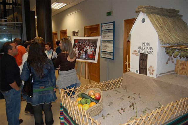 Lorquí ofrece una visión de su historia en imágenes de la mano de la peña El Capazo - 2, Foto 2