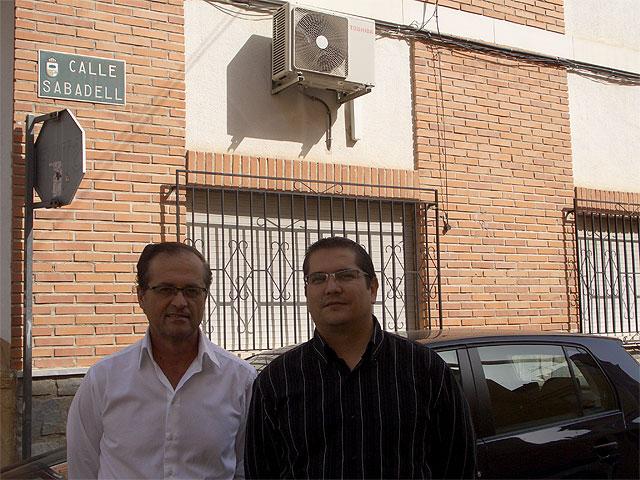 La prensa de Sabadell se hace eco de dos calles del municipio santomerano - 1, Foto 1
