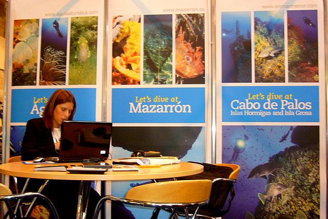 La Región de Murcia promociona su oferta de submarinismo en Birmingham - 3, Foto 3