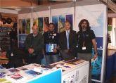 La Región de Murcia promociona su oferta de submarinismo en Birmingham