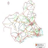 La Comunidad contrató obras en octubre en siete tramos de la Red Regional de Carreteras de la Región de Murcia