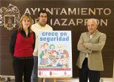 Los escolares de Mazarrón aprenderán 'Prevención en riegos' en el aula