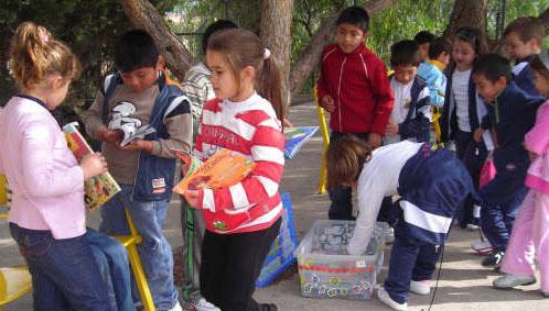 """Se reanuda el proyecto de intervención educativa y mediación escolar  """"I-Media"""", Foto 1"""