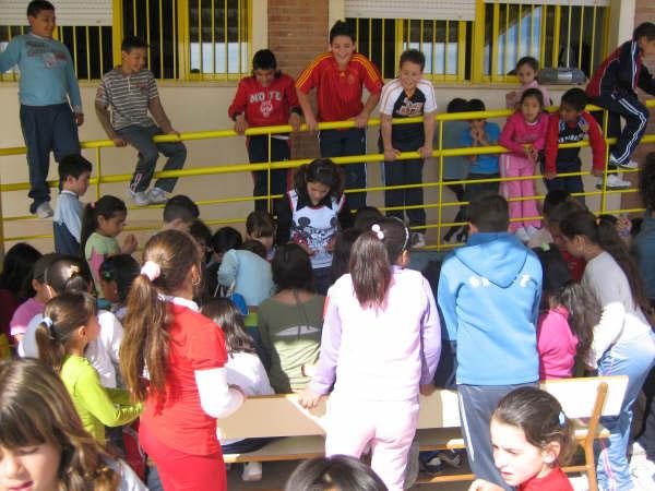 """Se reanuda el proyecto de intervención educativa y mediación escolar  """"I-Media"""", Foto 3"""