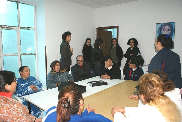 Comienza la II edición del curso de Habilidades Sociales Básicas para lumbrerenses en riesgo de exclusión social - 1, Foto 1
