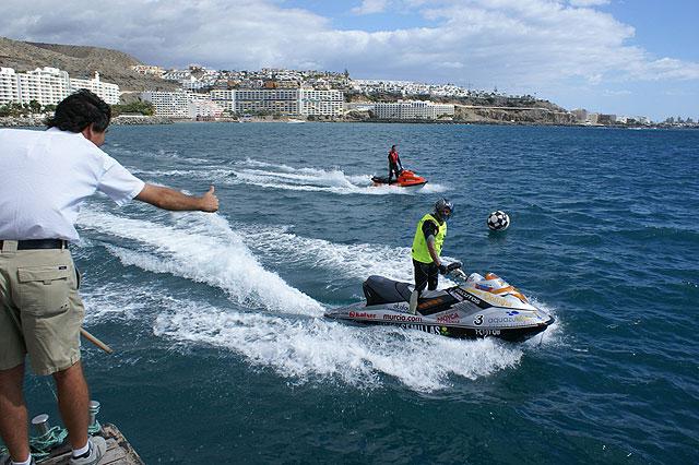Los pilotos murcianos consiguen los primeros puestos de las tres categorías del Campeonato de España de off shore, Foto 1