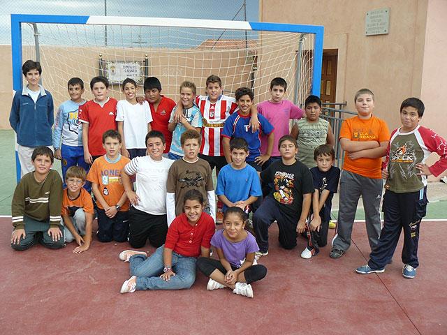 Se pone en marcha la Escuela Polideportiva de Deporte Escolar en los nueve centros de enseñanza primaria, Foto 1