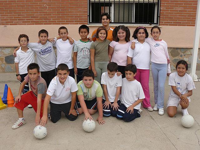 Se pone en marcha la Escuela Polideportiva de Deporte Escolar en los nueve centros de enseñanza primaria, Foto 2