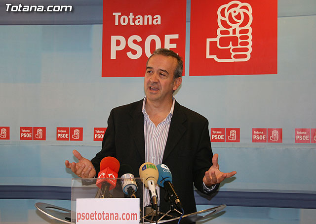 Según el PSOE, el alcalde recurre al insulto hacia la oposición para defender otra nueva aprobación de su Plan General , Foto 1