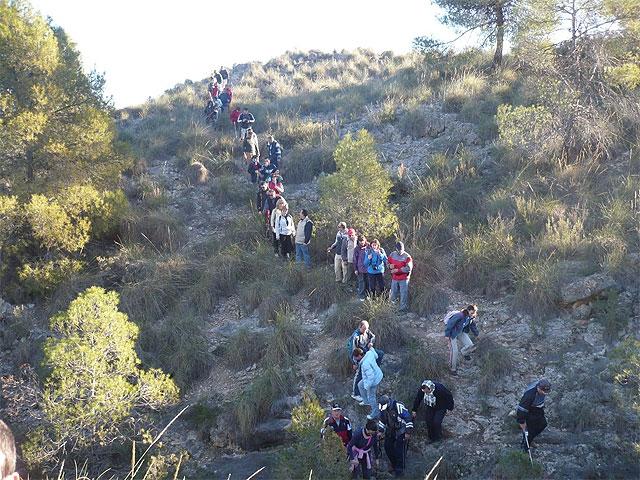 El Programa de Senderismo organiza un recorrido por las cumbres de Sierra Espuña para este domingo 9 de noviembre, Foto 1
